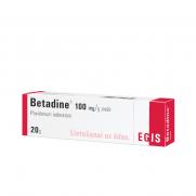 Betadine pack